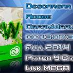 Descargar | Adobe | Dreamweaver CC | Versión 13.0 | Español | Patch |