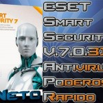 ESET Smart Security V.7.0.317.4 [Antivirus Poderoso Y Rapido]