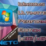 Windows 7 Ultimate SP1 Performance Edition [x32/x64]